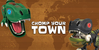 Zoomer Dino - Chomp Your Town